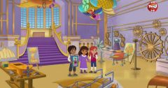 Dora and Friends : Dora and friends… au coeur de la ville du 31 mars 2018 – Replay TF1