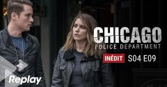 Chicago Police Department – Saison 04 Episode 9 : Fuite en avant du 10 avril 2018 – Replay TF1
