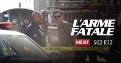 L'Arme Fatale – Saison 02 Episode 12 : Remuer la boue du 24 avril 2018 – Replay TF1