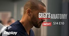 Grey's Anatomy – Saison 14 Episode 10 : Ironie du sort du 25 avril 2018 – Replay TF1