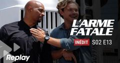 L'Arme Fatale – Saison 02 Episode 13 : Effet placebo du 1 mai 2018 – Replay TF1