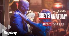 Grey's Anatomy – Saison 14 Episode 12 : Pas son genre du 2 mai 2018 – Replay TF1