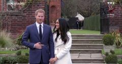 Grands Reportages : Meghan & Harry : un conte de fées à Buckingham du 12 mai 2018 – Replay TF1