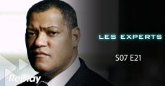 Les experts – Saison 07 Episode 21 : Un homme au tapis du 12 mai 2018 – Replay TF1
