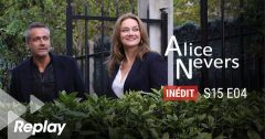 Alice Nevers – Saison 15 Episode 04 : Mise à mort du 24 mai 2018 – Replay TF1