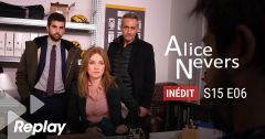 Alice Nevers – Saison 15 Episode 06 : Livraison mortelle du 31 mai 2018 – Replay TF1