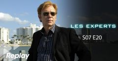 Les Experts: Miami – Saison 07 Episode 20 : M. Wolfe pris au piège du 3 juin 2018 – Replay TF1