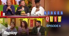 Burger Quiz : Episode 04 (rediff du 02/05) du 6 juin 2018 – Replay TMC