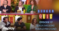 Burger Quiz : Episode 17 du 13 juin 2018 – Replay TMC