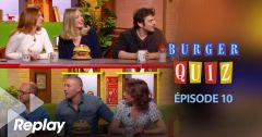 Burger Quiz : Episode 10 (Rediff du 16 mai 2018) du 20 juin 2018 – Replay TMC