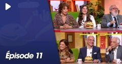 Burger Quiz : Episode 11 (Rediff du 23/05) du 18 juillet 2018 – Replay TMC