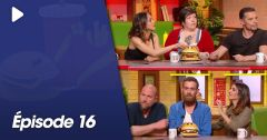 Burger Quiz : Episode 16 (Rediff du 16/06) du 18 juillet 2018 – Replay TMC