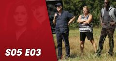 Blacklist – Saison 05 Episode 3 : Miss Rebecca Thrall (N°76) du 13 septembre 2018 – Replay TF1