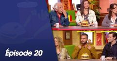 Burger Quiz : Episode 20 (Rediff. du 27/06) du 19 septembre 2018 – Replay TMC