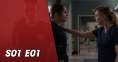 GREY'S ANATOMY : STATION 19 – Saison 01 Episode 01 : Sur des charbons ardents du 25 septembre 2018 – Replay TF1