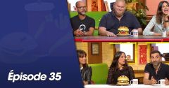 Burger Quiz : Episode 35 du 24 octobre 2018 – Replay TMC