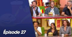Burger Quiz : Episode 27 (Rediff du19/09) du 23 janvier 2019 – Replay TMC