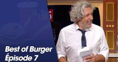 Burger Quiz : Episode 7 du 20 février 2019 – Replay TMC