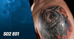 Tattoo Cover : Sauveurs de tatouages : Episode 1 du 21 mars 2019