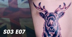 Tattoo Cover : Sauveurs de tatouages : Londres : Episode 7 du 2 mai 2019