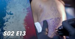 Tattoo Cover : Sauveurs de tatouages : Episode 13 du 9 mai 2019