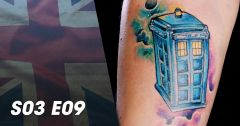 Tattoo Cover : Sauveurs de tatouages : Londres : Episode 9 du 16 mai 2019