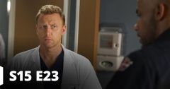Grey's Anatomy : Je suis un héros du 29 mai 2019 – Replay TF1