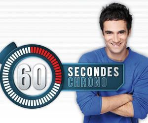 60 secondes chrono, 5 juin 2017 – Replay 6play W9