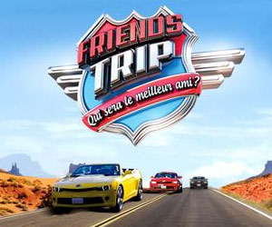 Friends Trip Episode 12, 8 novembre 2016 – Replay NRJ 12